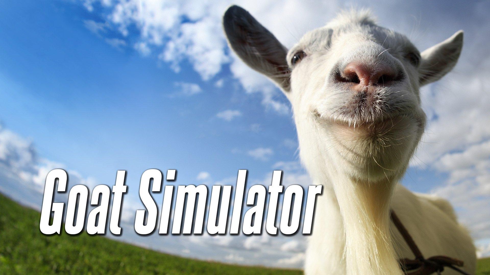 《山羊模拟器》开创了「猎奇派模拟器」的新领域。